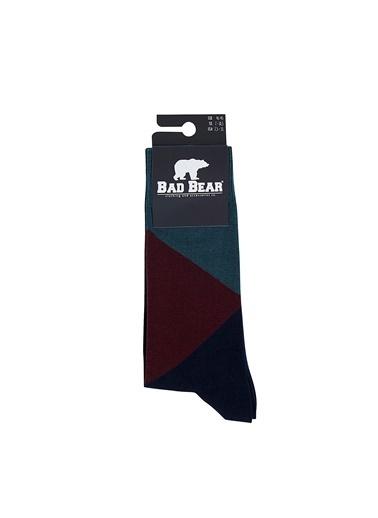 Bad Bear Bad Bear Erkek Uzun Çorap 19.02.02.003 Yeşil